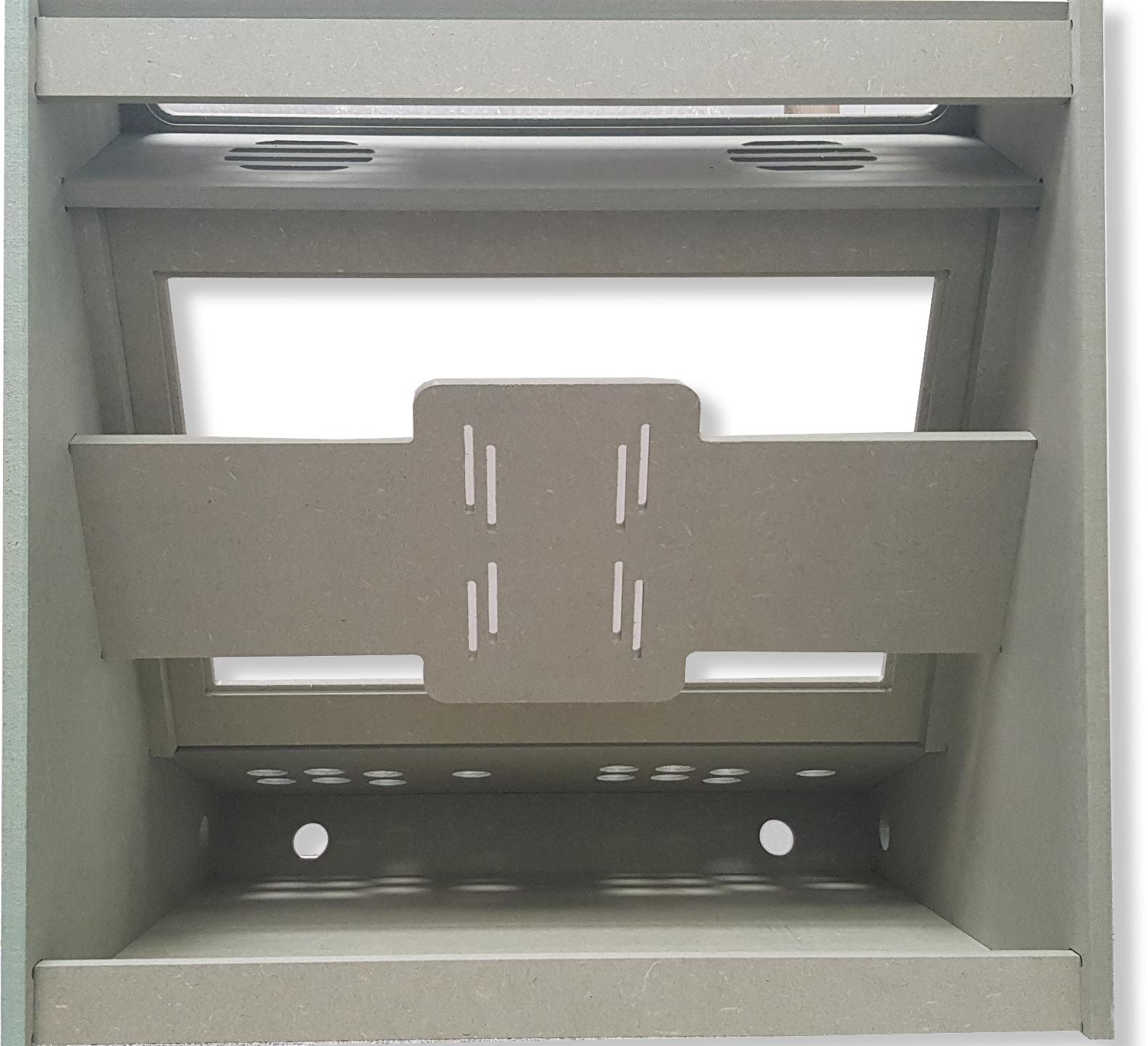 Bar Top Arcade Machine Pandora Gaming Cabinet Kit Flat ...