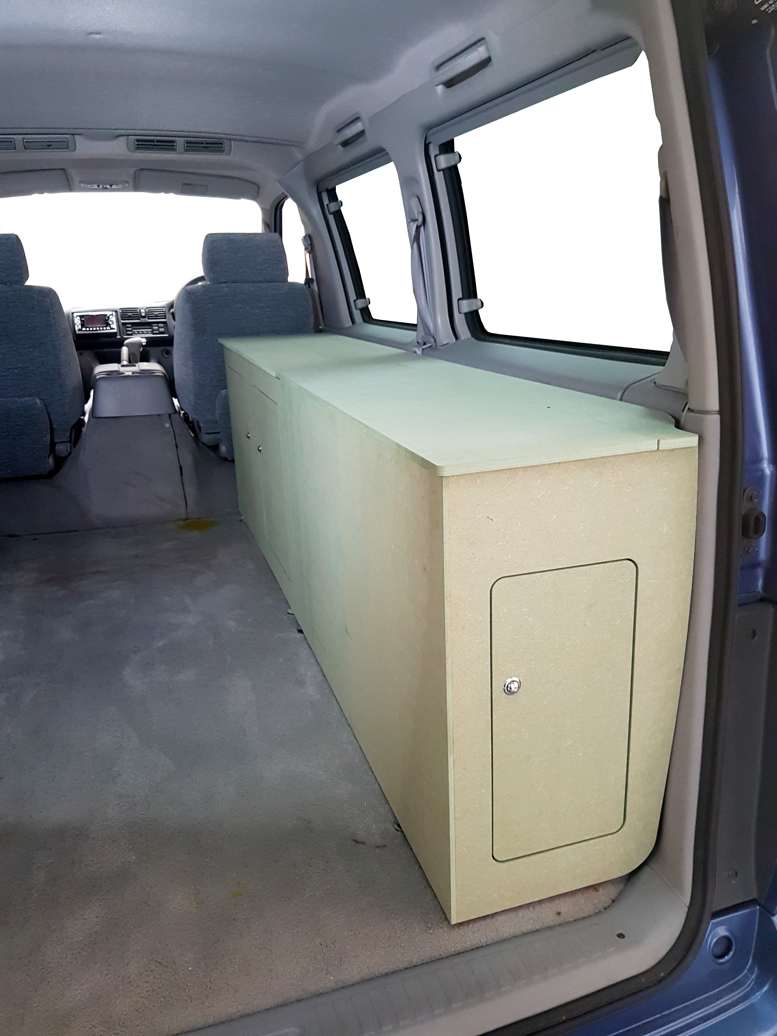 Mazda Bongo Interior Unit Camper Van Interior Conversion ...